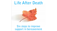 Front cover of Life after Death