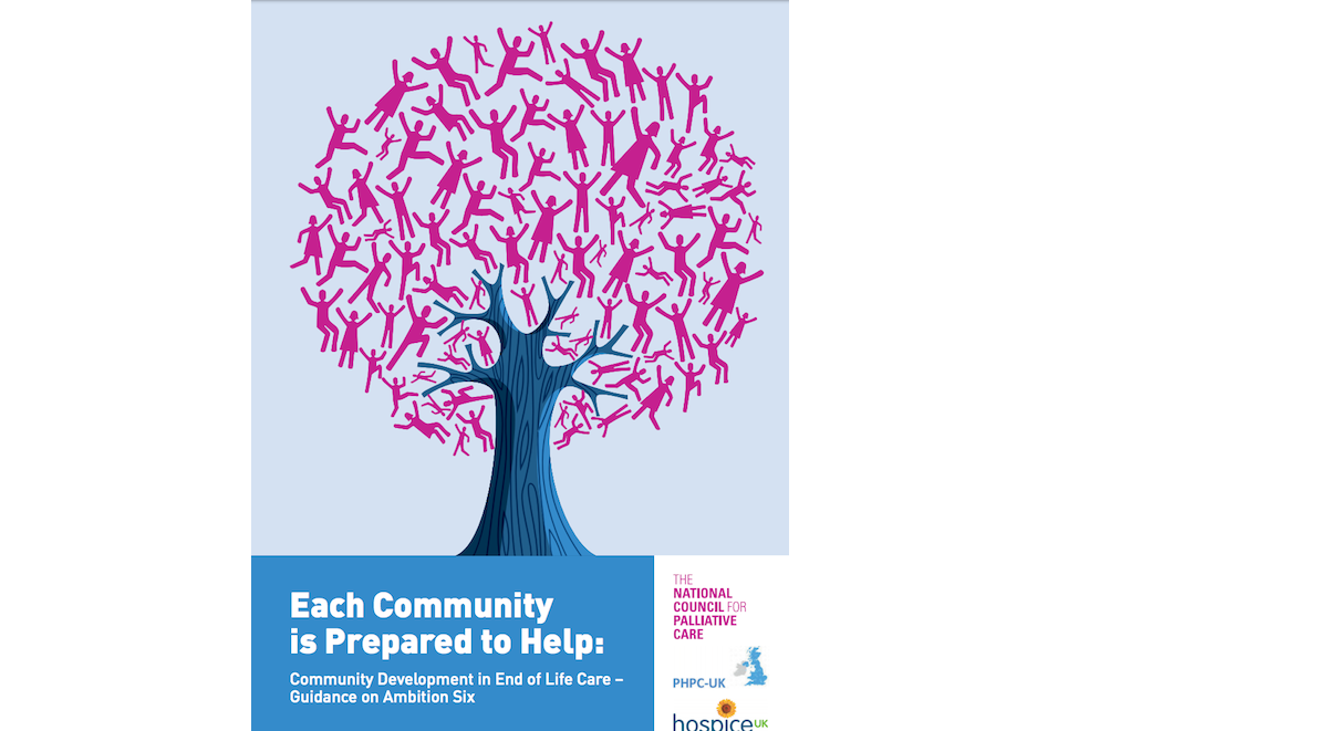 Front cover of Each Community is Prepared to Hel