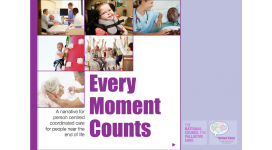 Front cover of Every Moment Counts