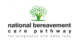 Logo for National Bereavement Care Pathway for Pregnancy and Baby Loss