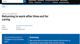 Returning to work consultation